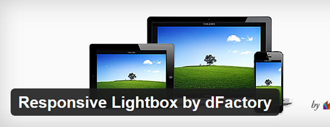 Plugin: Responsive Lightbox by dFactory - Wpfriendly.it